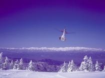 菅平高原・冬