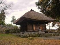 中禅寺・薬師堂