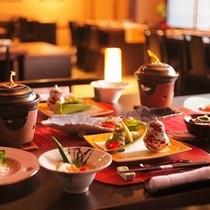お食事×テーブル