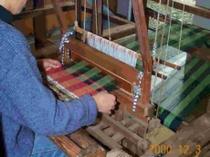 伝統機織り