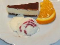 デザート 1例