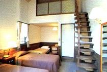 客室例:MAISONETTE ROOM