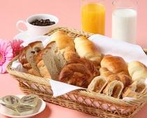 朝食画像(パン)