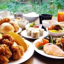 朝食(メイン)