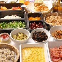 グリーンヒルホテル神戸の大人気朝食