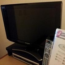 ワイド画面のプラズマテレビ