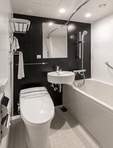 デラックスシングルタイプ バスルーム
