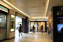 JR森ノ宮駅【北口】を出てたらパン屋さんの方向へ・・・
