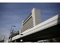 KKRホテル大阪はもうすぐそこに