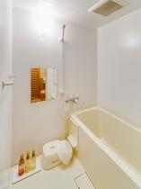 スタンダード客室浴室(一例)
