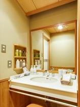 スタンダード客室洗面所(一例)