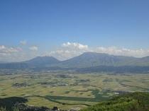 大観峰からの景色①