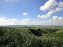 大観峰の景色②