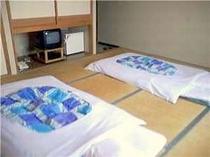 冷暖房完備の部屋