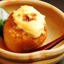 料理_夕食単品 リンゴグラタン