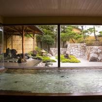 男性用大浴場【古城の湯】