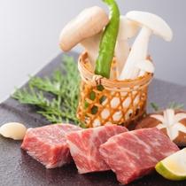 岡山黒毛和牛サーロインステーキ
