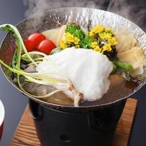 菜の花鰆鍋