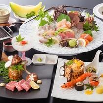 「量より質」和の美食-薬膳-会席