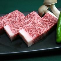 信州プレミアム牛肉(お料理一例)