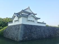 駿府城坤櫓【ひつじさるやぐら】