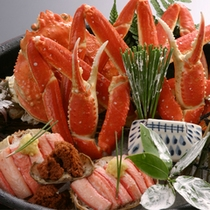 蟹会席など冬の北陸の味わいをご堪能ください