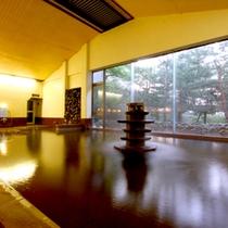 ■源泉-八幡温泉大浴場(男性)■