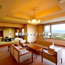 ■特別室 -リビング-■
