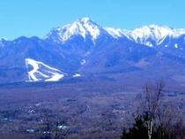 飯盛山、美しの森、八ヶ岳周遊に最高!