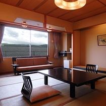 3階エコノミールーム「ふゆ」