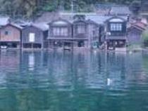 丹後半島漁村