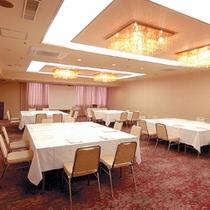 大小さまざまな会議室もございます