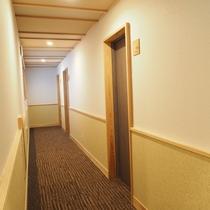 【5階和洋室】5階の通路も改装しました!