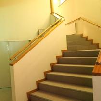 【温泉】大浴場へは階段の上り下りがございます。あらかじめご了承ください。