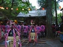 伊香保神社 (伊香保祭りの風景)