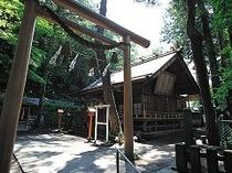 伊香保神社(春)