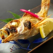 海鮮御膳 焼き魚