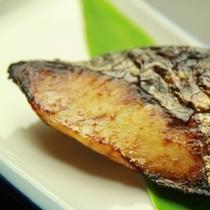【お食事一例】お魚*西京焼き