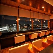 ホテル最上階 日本料理あさま