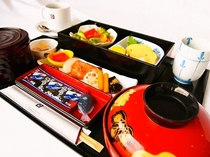 【朝食】和朝食