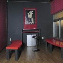 元禄館6階喫煙室
