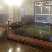 千年の湯(100%源泉かけ流し天然温泉)