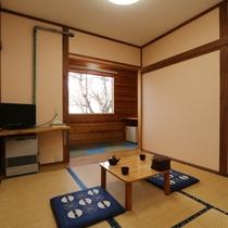 和室4.5畳のお部屋になります