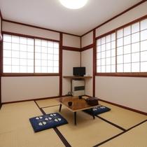 和室6畳のお部屋になります
