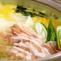 冬料理_コーンポタージュ鍋