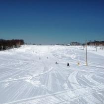 武尊牧場(WSはスキーが楽しめます!)