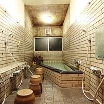 広々としたお風呂