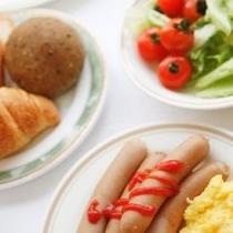 ≪朝食バイキング≫自慢のヨーロッパ直輸入ブレッド。一度はご賞味下さい!!