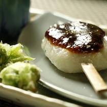 ☆料理_五平餅