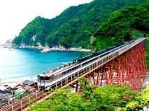 69余部鉄橋(お車30分)